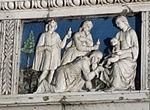 Firenze, chiesa della misericordia, interno, pala di andrea della robbia 06.JPG