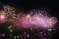 Fireworks in Edogawa, Tokyo; August 2008 (08).jpg