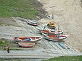 Fishing Boats at North Landing - geograph.org.uk - 1207018.jpg