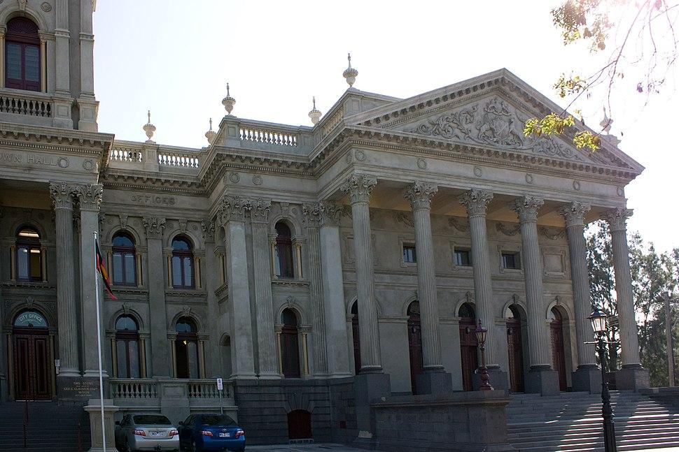 Fitzroy Town Hall, Victoria, Australia