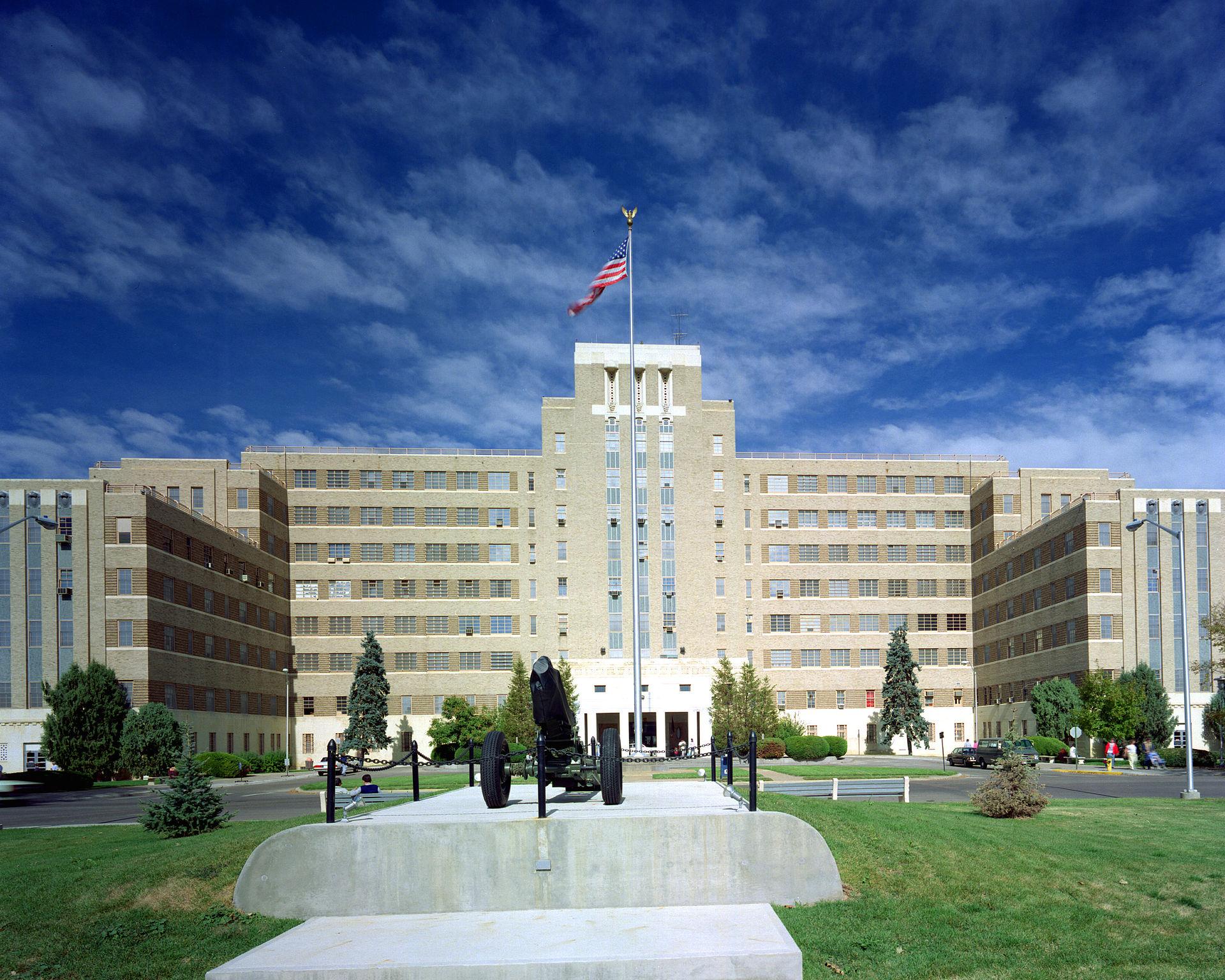 Fitzsimons Army Medical Center - Wikipedia
