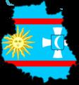 Flag-map of Vinnytsia Oblast.png