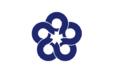 Flag of Dazaifu Fukuoka.png
