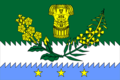 Flag of Voloshovskoe (Leningrad oblast).png