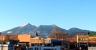 Flagstaff, Arizona City in Arizona