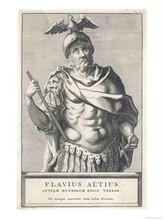 """Ezio (Handel) - Flavius Aetius, called """"Ezio"""" in the opera"""