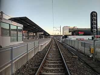 Flemingsberg - Flemingsberg train station