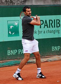 Nenad Zimonjić Serbian tennis player