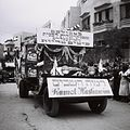 Flickr - Government Press Office (GPO) - A float advertising the main product of chicken breeding during the Purim Adloyada in Tel Aviv.jpg