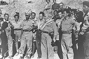 The Generals' Revolt - Ben Gurion 1948