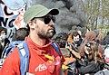 Flickr - NewsPhoto! - NATO protest Strasbourg 4-4-09 (22).jpg