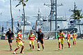 Flickr - Official U.S. Navy Imagery - Royal Australian Navy and U.S. Navy play soccer..jpg