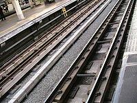 Demiryolu hattı