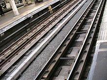 Track (rail transport) - Wikipedia