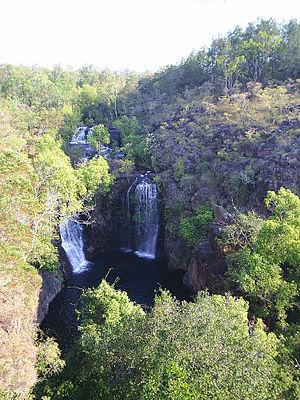 Florence Falls - Image: Florence Falls Litchfield Park