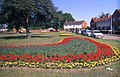 Flowerbed at Green Crescent - geograph.org.uk - 1079065.jpg