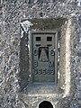 Flush bracket on Weets Top trig - geograph.org.uk - 605442.jpg