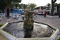Fontanna przed hotelem - panoramio.jpg