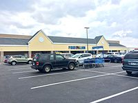 Food Lion Featuring New Signage In Nags Head North Carolina