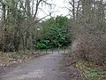 Footpath junction by former hospital - geograph.org.uk - 1770266.jpg