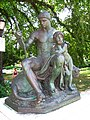 Force statue, Mount Vernon Place, Baltimore, MD.jpg