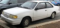 1992-1994 Ford Tempo coupe