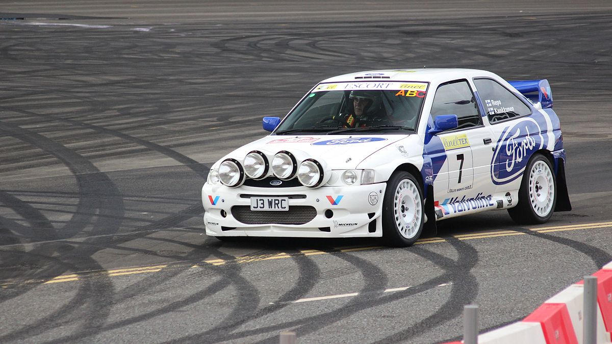 Ford Escort Wrc Wikipedia
