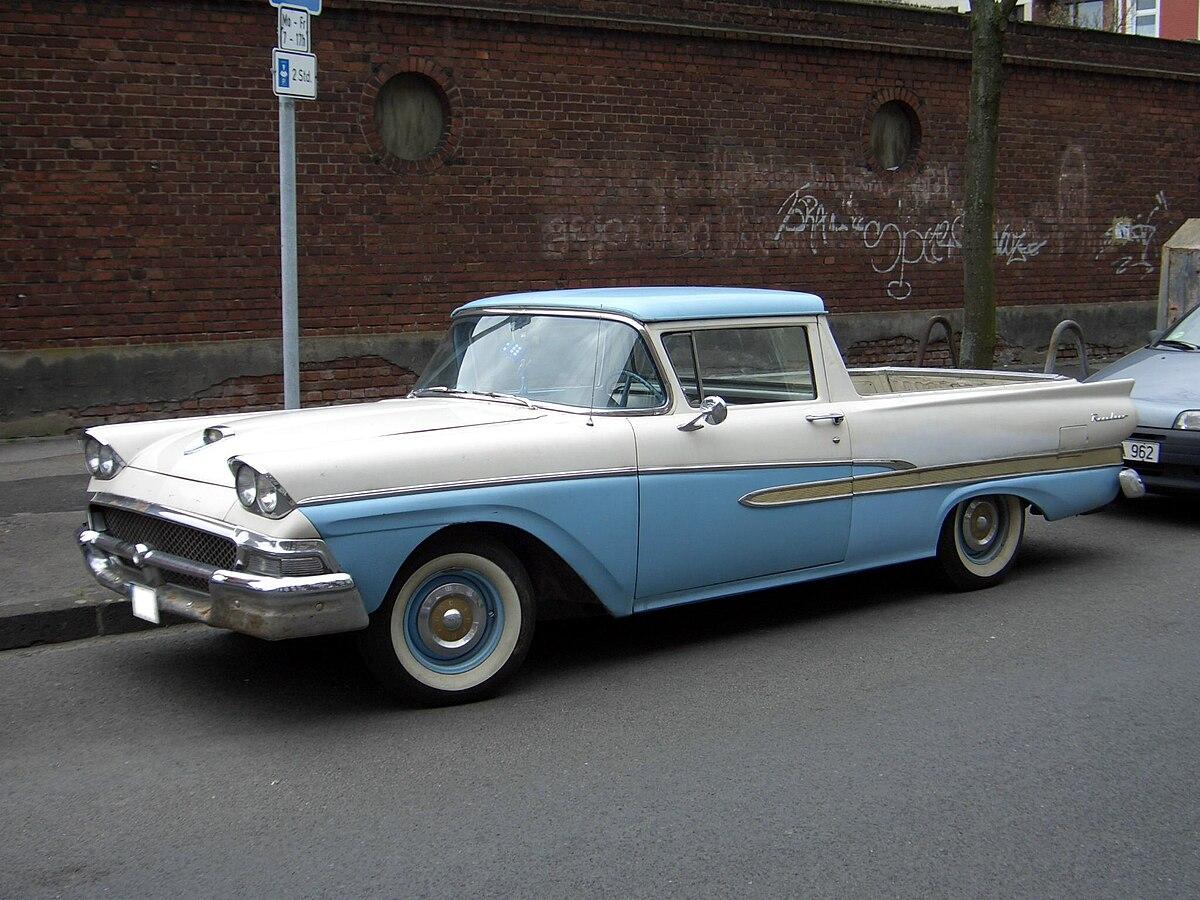 Ford Ranchero - Wikipedia