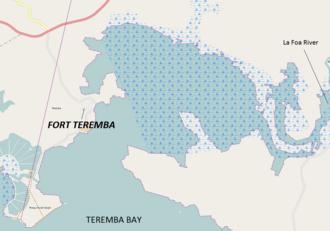 Fort Teremba - Image: Fort Teremba