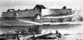Fort Boise - Fort Boise 1849