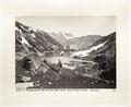 Fotografi av vandrarhem och berg i Schweiz - Hallwylska museet - 103169.tif