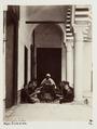 Fotografi på arabisk skola, Alger - Hallwylska museet - 107931.tif