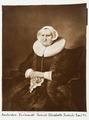 Fotografi på målningen från Rijks-Museum - Hallwylska museet - 104488.tif