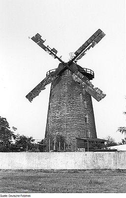 Fotothek df rp-a 0190041 Barby (Elbe). Turmholländer, Baujahr 1875