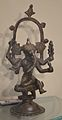 Four-armed Ganesha - Brass - Circa 20th Century CE - Madhya Pradesh - ACCN 2000-53 - Indian Museum - Kolkata 2015-09-26 3997.JPG