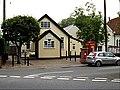 Foxearth Village Hall & Foxearth George V Postbox (geograph 4039284).jpg