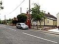 Foxearth Village Hall & Foxearth George V Postbox (geograph 4039302).jpg