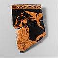 Fragment of a terracotta skyphos (deep drinking cup) MET DP111811.jpg