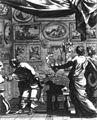 François Chauveau - Frontispiece to 'Cabinet de M. de Scudéry' - WGA4817.jpg