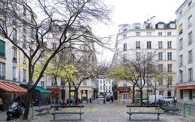 Place du Marché Sainte-Cathérine