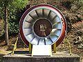 Francis turbine for Misakubo power station.jpg