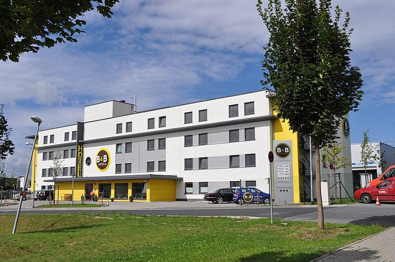 Bb Hotel Frankfurt Hanauer Landstra Ef Bf Bde