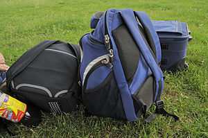 Backpack - Frameless backpack