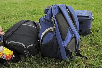 Backpack - Frameless backpack
