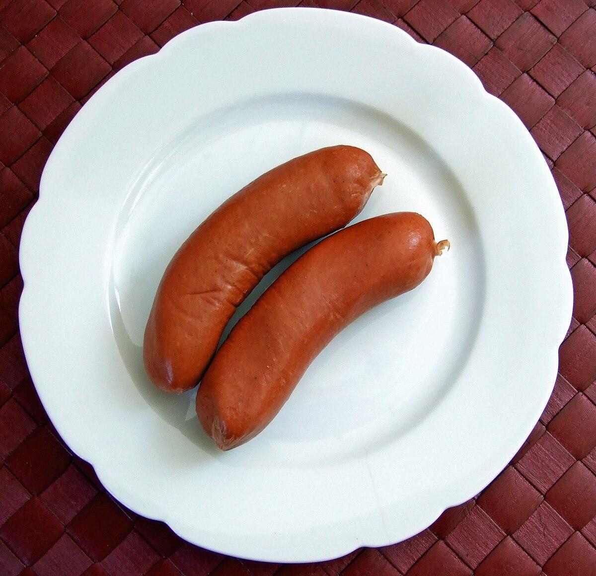 Frankfurter Rindswurst – Wikipedia