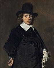 Portrait d'homme, (possible) Adriaen Jansz. van Ostade (1610-1685)