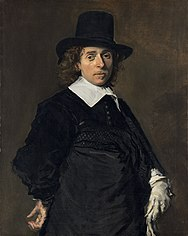 Portrait of a man, possibly Adriaen van Ostade