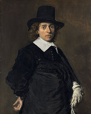Adriaen van Ostade - Adriaen van Ostade painted by Frans Hals c. 1645/1648