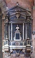 Frari (Venice) nave left - Monument to Girolamo Venier.jpg