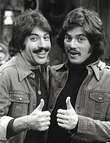Freddie Prinze e Tony Orlando.